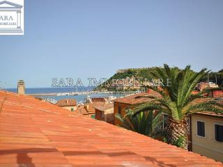 Holiday  apartment in Porto Ercole with sea view