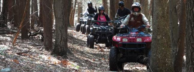 QUADING IS FUN @ POCONOS