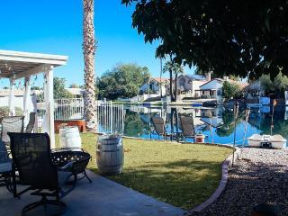Paddleboat in Cozy Lakefront!, Phoenix