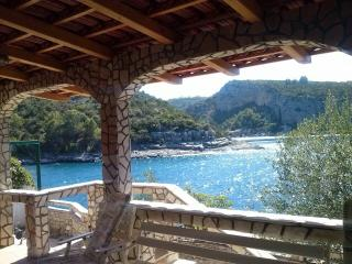Luxury Villa with Private Beach, Jelsa