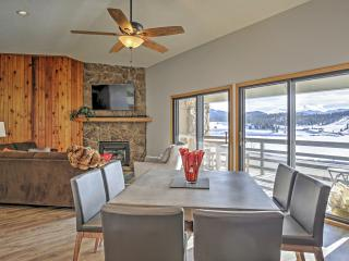 2BR Dillon Penthouse - Unsurpassed Mtn/Lake Views