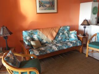 Kepuhi Beach Resort 2224  Romantic Oceanfront unit, Maunaloa