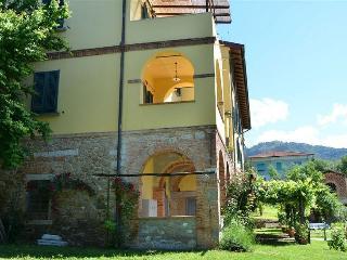 The balcony of Visconte