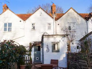 4 ROBERTS ROW, terrace, feature beams, woodburner, ideal for walking and cycling