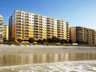 2 Bedroom, 2 Bath, partial ocean/ full march view, North Myrtle Beach