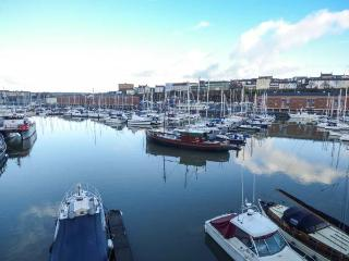 TASCROFT, second floor apartment, balcony, off road parking, in Milton Haven