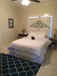 Additional space available for extra fee.  Bedroom 3 with queen bed.