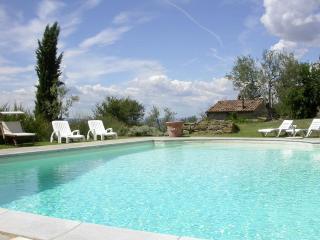 3 bedroom Villa in Il Castagno d'Andrea, Tuscany, Italy : ref 5505771