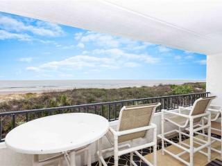 Windjammer 114, 2 Bedrooms, Beach Front, Pool, Elevator, Sleeps 7, Saint Augustine