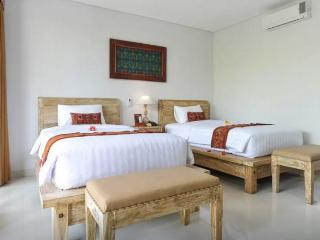 Deluxe Twin Room Homey Cottages, Ubud
