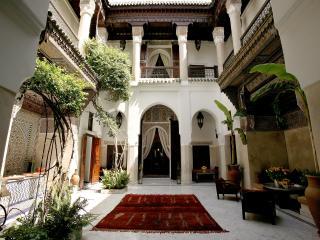 Séjour riad historique dans la médina de marrakech