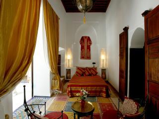 très belle chambre de charme au riad Safar, Marrakech