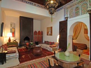 Jolie chambre-riad Safar Marrakech