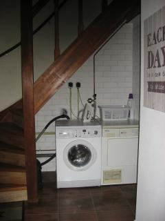 washing machine &dryer