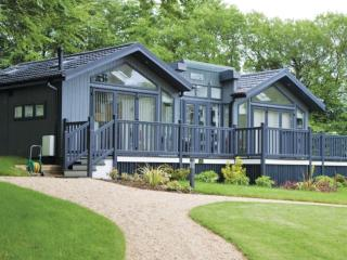 Luxury self contained Lodge in idyllic Kentisbury, Woolacombe