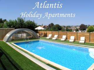 Apt 3 Nightingale 2 - 4 people - Balcony -  Atlantis  Holiday Apts, Torquay