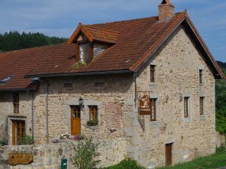 buitenaanzicht La vieille maison