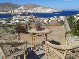 Villa Marenosta Lazareta Syros, Hermoupolis