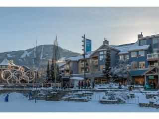 'Tyndall Stone Lodge' 2.5 Bedroom, amazing location at Celebration Plaza, Whistler