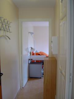Couloir Entrée studio 2