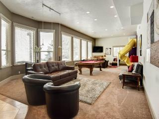 Canyonside Retreat, Luxury Mountainside Salt Lake Ski Vacation Home, Salt Lake City