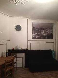 Appartement au coeur de Montmartre, Paris