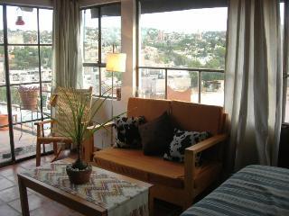 Penthouse features incredible view, San Miguel de Allende