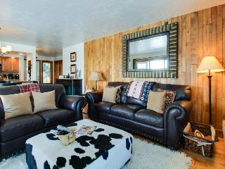 Upscale condo on shuttle route to Vail with shared pool