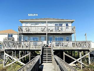 Gimme Shelter -  South - Stunningly Renovated Oceanfront Duplex