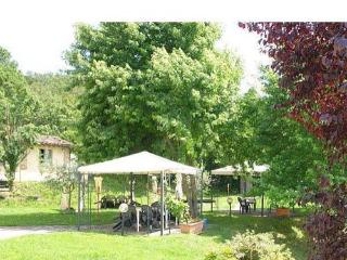Vacanze Casale con piscina nella verde Umbria