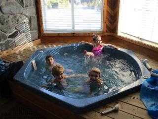 Inside Hot Tub-Walk to Slopes-1800sq.ft. Mtn Views