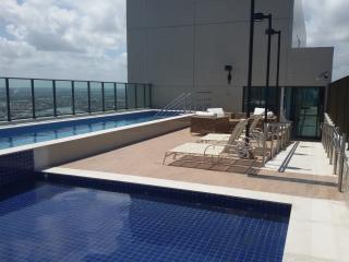 Flat 2 quartos excelente padrão acabamento, Recife