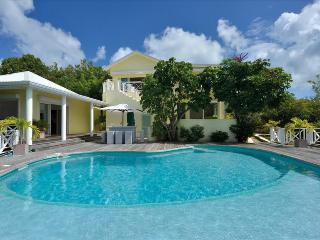 6 bedroom spacious villa with view of ocean and simpson bay lagoon, Terres Basses