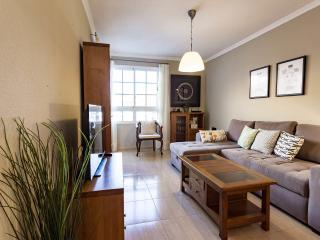 Modern Flat in La Laguna - Parking and Internet