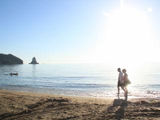 Seaview Half-Board Hotel Room for 2, Free Pick up, Agios Gordios