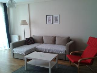 Apartment at Taksim. 24hr sec,pool, sauna, fitness