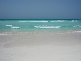 Amazing sea and white sand
