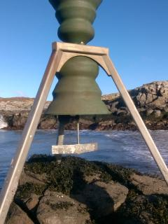 Bosta beach bell close up