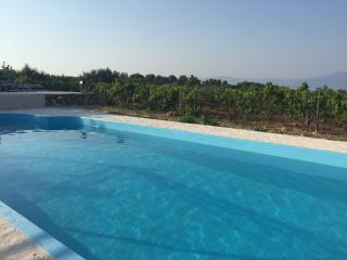 Unique Villa in the Vinyard on Brac-2bdrs