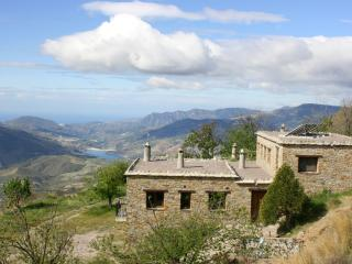 Secluded mountain house Cañar, Las Alpujarras