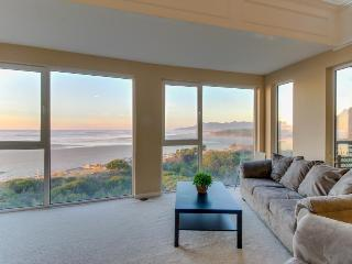 Modern oceanfront condo right on the Pacific Ocean + dogs are welcome!