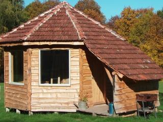 La cabane en bois, Vittel
