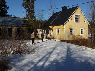 Traditional cottage in the heart of the High Coast, Lugnvik