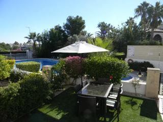 3 Bed Las Violetas Buhardilla over looking pool