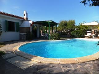 Calasetta Villa con piscina Loc. Saline
