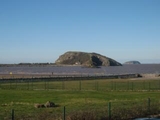 Brean Down View, Weston-super-mare, Uphill