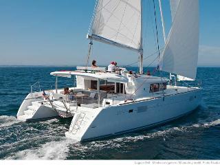 Rumbo Norte Ibiza, alquiler veleros y catamaranes, Sant Antoni de Portmany