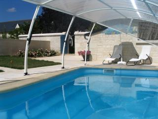 piscine de la propriété