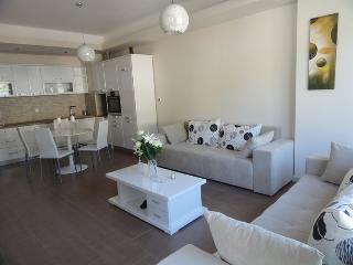 Beautiful new one-bedroom apartment in Budva