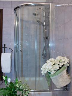 La nostra doccia è spaziale!
